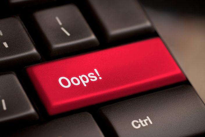 Web Marketing Mistakes