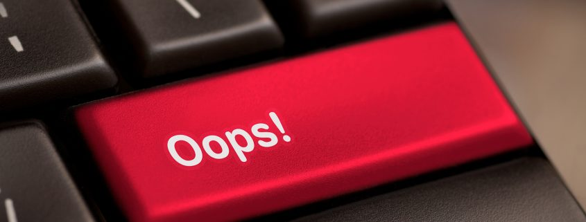 Web Marketing Mistakes