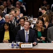 Mark Zuckerberg senate hearings